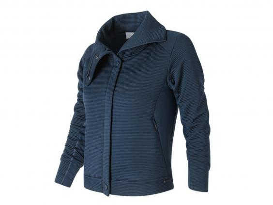 For gym bunnies the Newbury incorporates thick-ribbed fabric which wicks  away sweat and will keep you feeling dry. This definitely comes into play  during ...