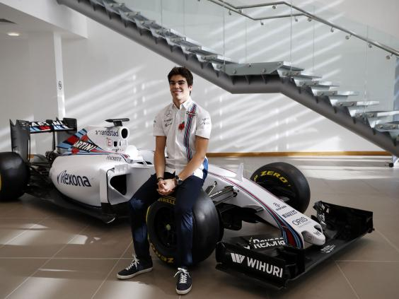 lance stroll canadian teenager set to become youngest f1 driver after joining williams for 2017. Black Bedroom Furniture Sets. Home Design Ideas
