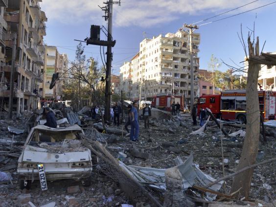 ԻՊ-ը ստանձնել է Դիարբեքիրի ահաբեկչության պատասխանատվությունը