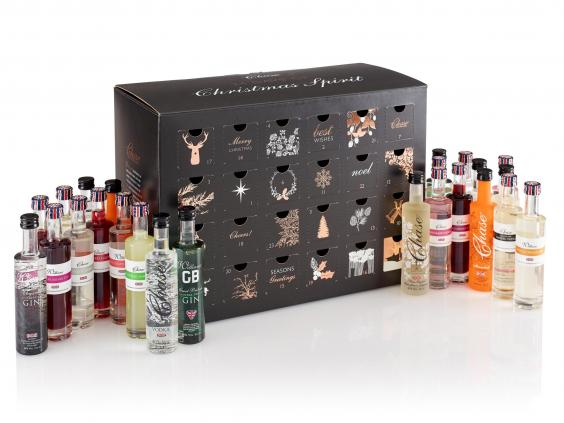 8 Best Alcoholic Advent Calendars The Independent