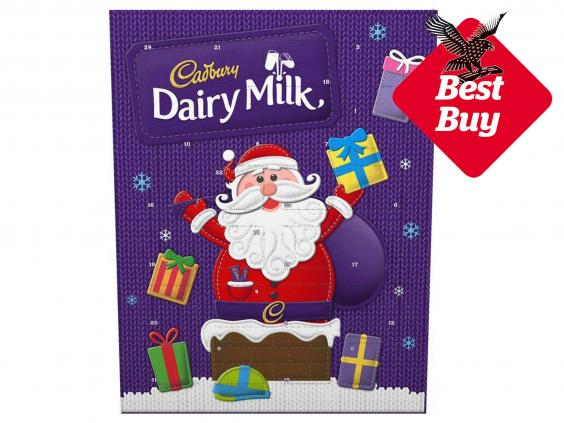 Advent Calendar 2016 Chocolate : Best chocolate advent calendars for kids the independent