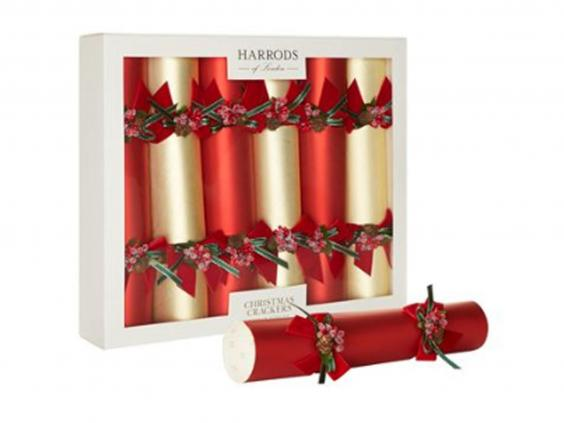 17 best Christmas crackers | The Independent