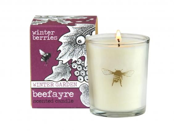 15 best christmas scented candles the independent for Best scented candle brands