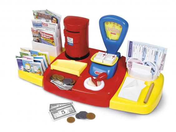 Stunning  Best Educational Toys  The Independent With Fetching Casdontoypostofficejpg With Adorable Vintage Garden Party Also Chimera Garden In Addition  X  Garden Shed And Garden Steam Locomotive As Well As Sanderson Porcelain Garden Additionally In The Nite Garden Episodes From Independentcouk With   Fetching  Best Educational Toys  The Independent With Adorable Casdontoypostofficejpg And Stunning Vintage Garden Party Also Chimera Garden In Addition  X  Garden Shed From Independentcouk