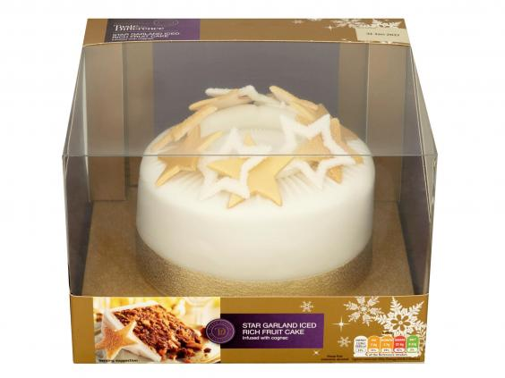 9 best Christmas cakes The Independent