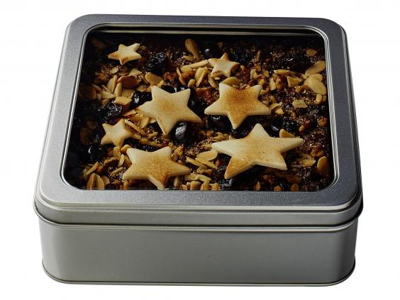 Waitrose Spiced Christmas Cake