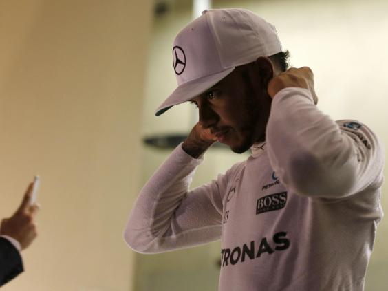 Lewis Hamilton wins in Abu Dhabi but Nico Rosberg is crowned champion