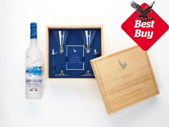 10 best alcoholic Christmas gifts | The Independent