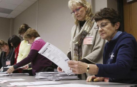 Federal lawsuit filed to block Wisconsin recount