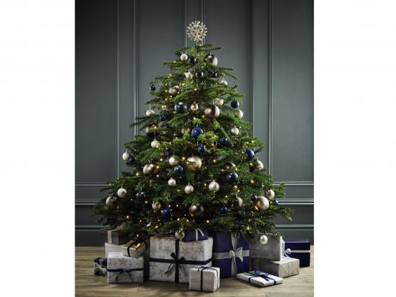 Christmas Decorations At Aldi : Best real christmas trees the independent