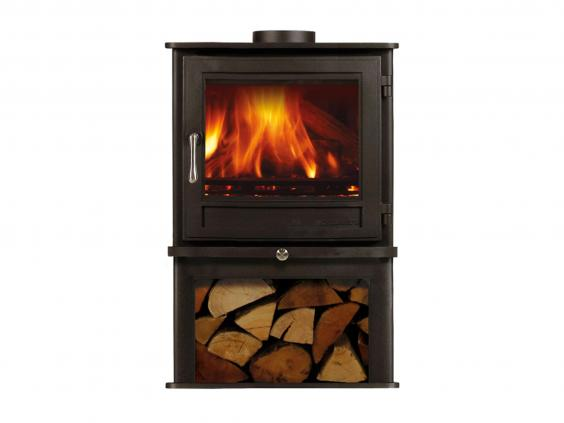 This 5kW stove by Chesney's has a traditional style that's minimal enough  to suit contemporary interiors too. It is approved by Defra, and burns with  a high ... - 10 Best Log Burners The Independent