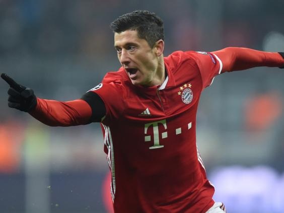 Bayern Munich outclass Arsenal, Real Madrid cruise past Napoli