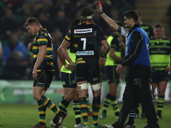 Northampton escape punishment over treatment of George North's head injury