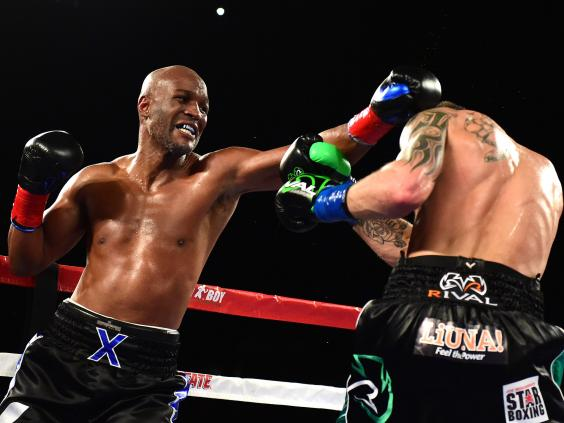 On The Fly: Hopkins Knocked Out Of The Ring In Farewell Fight