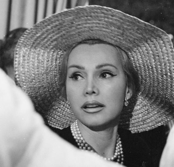Zsa Zsa Gabor Quotes Best 9 Unforgettable Quotes From Zsa Zsa Gabor  Indy100