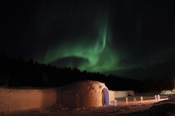 Where To See The Northern Lights From Your Bed Bath And
