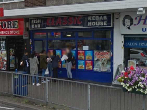 Kebab shop will feed homeless and elderly free christmas for Classic kebab house fish chips aston