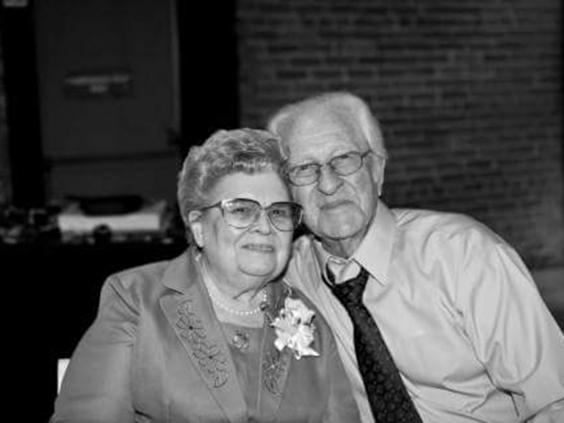 Couple Married For Years Die Holding Hands Just Hours Apart - 88 year old mans letter wife defines true love