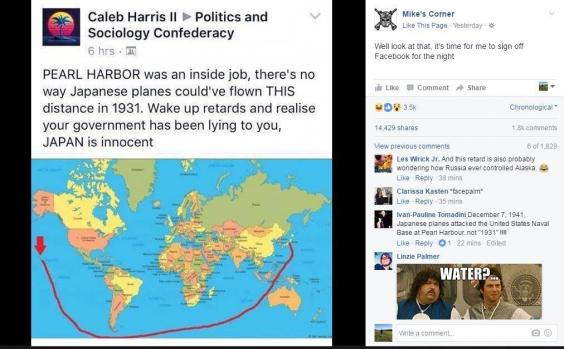Harris Ii S Post Was Subsequently Screengrabbed And Has Been Shared Thousands Of Times