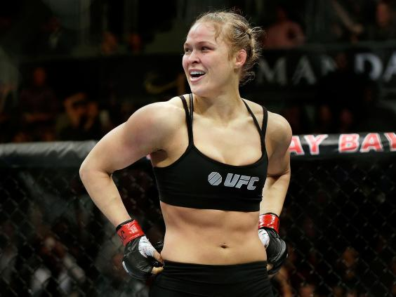 Nunes being treated as afterthought in run-up to fight with Rousey