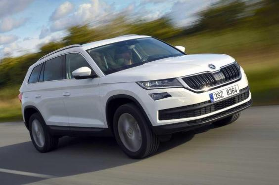 10 of the best large suvs you can buy today the independent. Black Bedroom Furniture Sets. Home Design Ideas