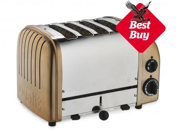 11 best 4 slice toasters