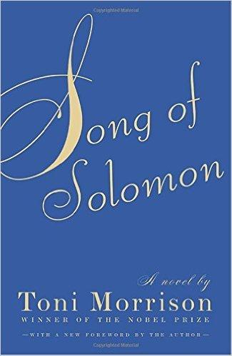 an analysis of toni morrison of solomon Free essay: in song of solomon toni morrison tells a story of one black man's journey toward an understanding of his own identity and his african american.