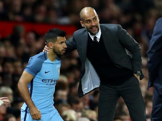 Man City have no intention of selling Aguero in Summer