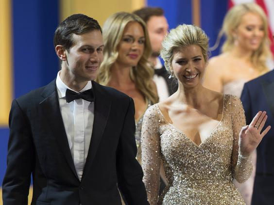No anti-LGBT executive order, reportedly thanks to Ivanka, husband