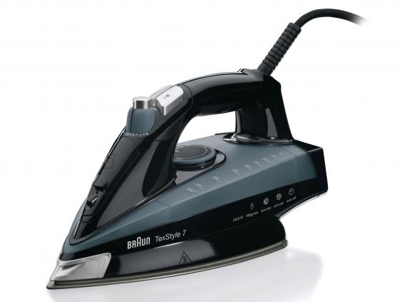 10 best steam irons the independent. Black Bedroom Furniture Sets. Home Design Ideas