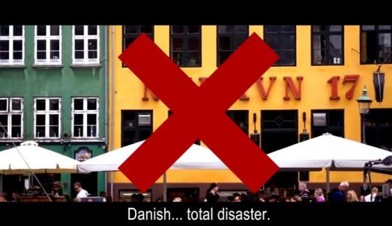 Dutch comedy show skewers Donald Trump in fake tourism video