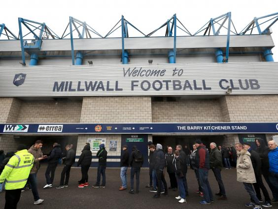Leicester City complain to FA over crowd behaviour at Millwall