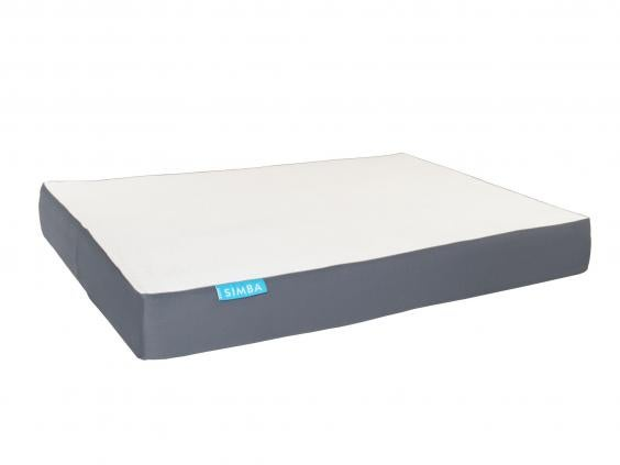 another vacuum packed mattress this one comes from a uk startup and is made from a foam core 16cm with an outer layer of memory foam 3cm