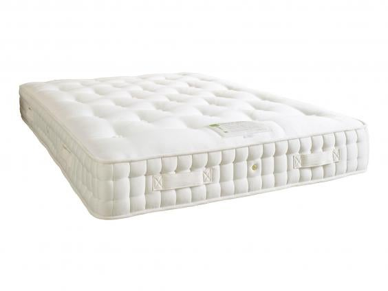 drifting off into the land of nod will be a breeze when you sink into this sumptuous mattress made purely from british wool which means itu0027s - Mattress