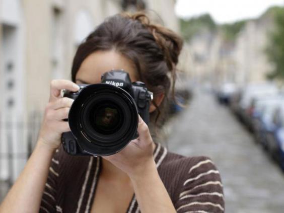 фото сикритний камера девушка