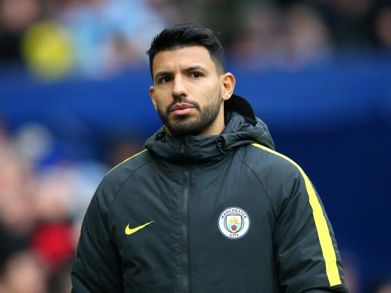 Pep Guardiola Uncertain Over Sergio Aguero's Manchester City Future