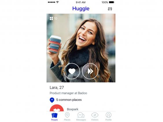 Like most apps, signing in with Facebook makes it very easy and quick to  set up a profile. The unique thing about Huggle is that you pick (initially  five ...