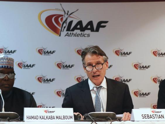 IAAF taskforce recommends Russian Federation  remain suspended