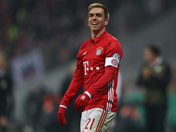 Philipp Lahm Has Announced He's Retiring At The End Of The Season