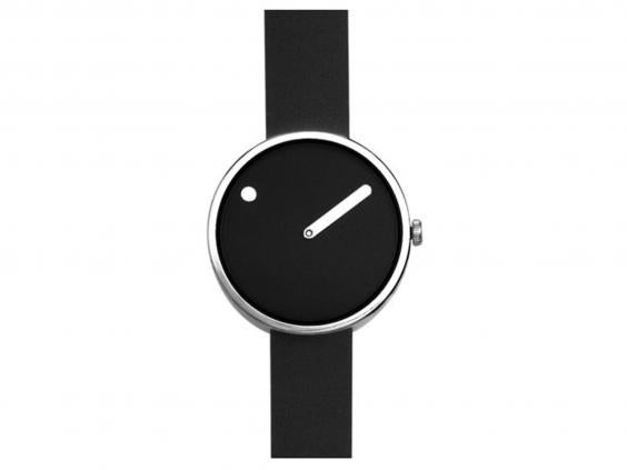 british designer watches o8qa  Okay, so we have a bit of a thing for Danish design Picto was produced for  the Rosendahl Design Group in 1984 and it's become something of a classic