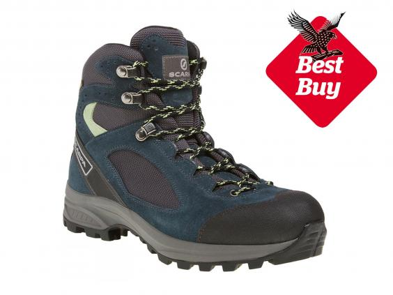 10 best hiking boots for the independent