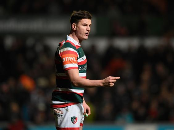 George Ford: Leicester Tigers re-sign England fly-half from Bath