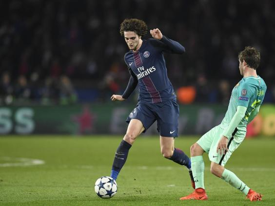 Unai Emery warns Paris Saint-Germain Barcelona tie is not over