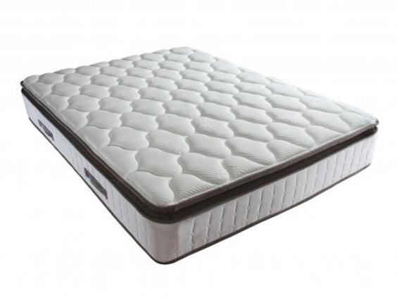 Soft Pocket Sprung Mattress With An Added Latex Layer ...