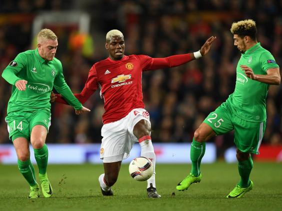 Manchester United's Zlatan Ibrahimovic: I am like Indiana Jones