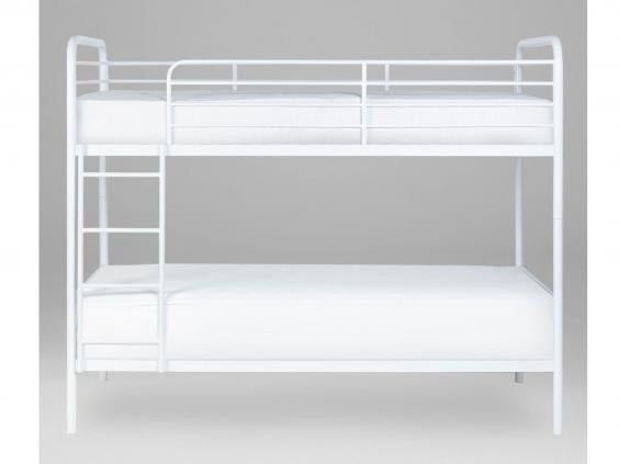 Next Metal Bunk Bed 250