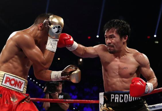 Manny Pacquiao 'in negotiations' to fight Amir Khan, Pac Man reveals