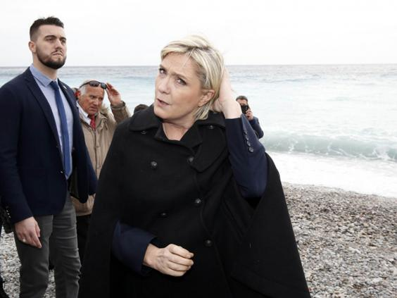Marine Le Pen Backs Down on Dual Citizenship Ban