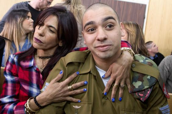 Most Israelis oppose soldier's manslaughter conviction