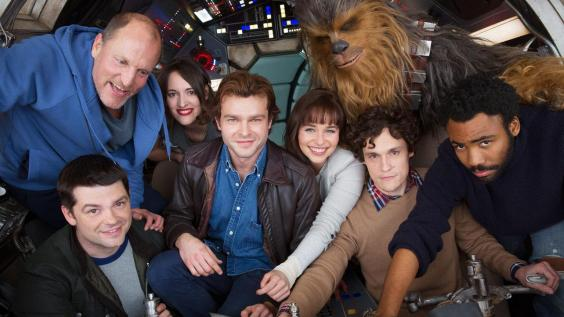 JJ Abrams: The Han Solo Spin-Off Movie Has an Amazing Script